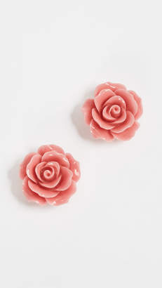 Theia Jewelry Camellia Earrings