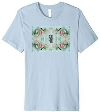 Vintage Rose Summer Fashion T Shirt