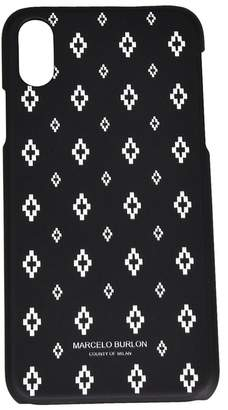 Marcelo Burlon County of Milan Cross Iphone X Cover