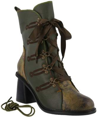 Spring Step L'Artiste by Leather Boots - Mardina