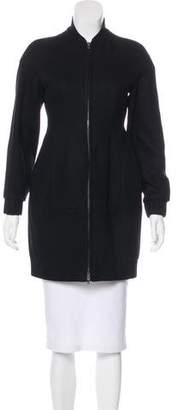 Miu Miu Short Wool Coat