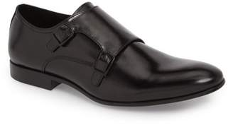Kenneth Cole New York Mix Double Monk Strap Shoe