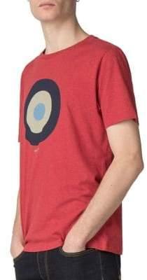 Ben Sherman Core Target Cotton T-Shirt