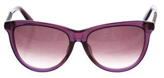 Bottega Veneta Cat- Eye Gradient Sunglasses