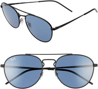 Ray-Ban 55mm Aviator Sunglasses