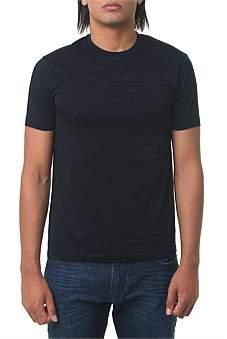 Emporio Armani Logo T-Shirt Navy