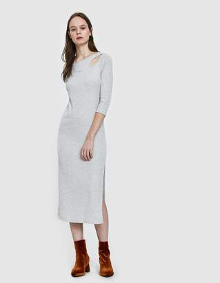 Farrow Ellis Dress in Light Grey