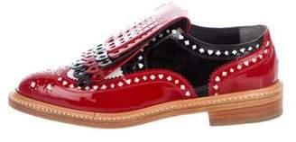 Robert Clergerie Paris x Disney Royal Loafers