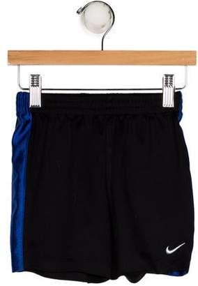 Nike Boys' Perforated Athletic Shorts