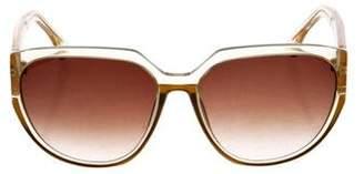Steven Alan Marlow Oversize Sunglasses