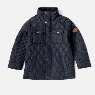 Joules Boys' Stafford Quilted Jacket