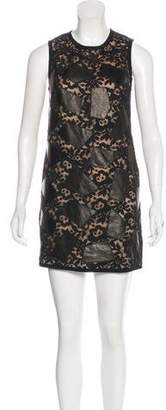 3.1 Phillip Lim Lace Mini Dress