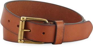 Joe's Jeans Men's Full-Grain Leather Belt