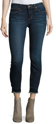 Joe's Jeans The Markie Crop Skinny Jeans, Tania $179 thestylecure.com