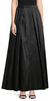 Alex Evenings Long Full Taffeta Skirt