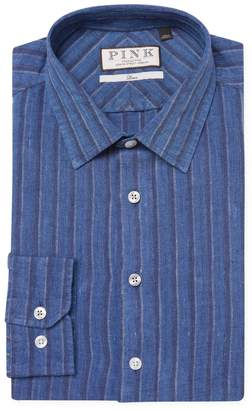 Thomas Pink Men's Erlan Stripe Dress Shirt