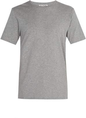 Acne Studios Measure crew-neck cotton T-shirt