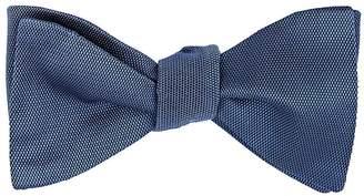 Barneys New York Men's Textured-Silk Bow Tie