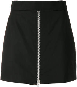 Alexander Wang zipped skort
