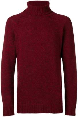 Barena roll neck jumper