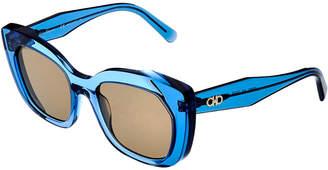Salvatore Ferragamo Women's Sf860s 54Mm Sunglasses