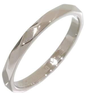 Boucheron Platinum Wedding Ring Size 4.75