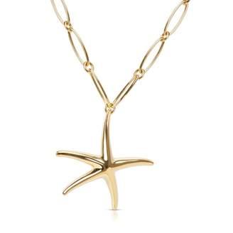 Tiffany & Co. Elsa Peretti Gold Yellow gold Necklace
