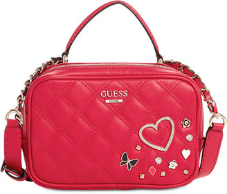 Guess Darin Mini City Bag $68 thestylecure.com
