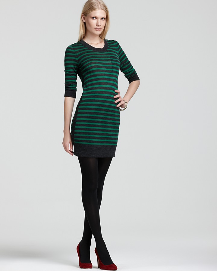 rag  &  bone/JEAN Hamilton Sweater Dress