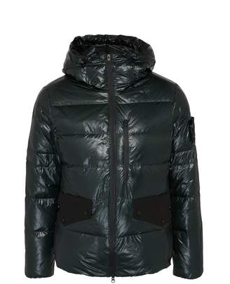 Trickcoo Hooded 10D nylon unisex down puffer jacket