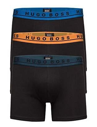 HUGO BOSS BOSS Men's Boxer Brief 3P CO/EL