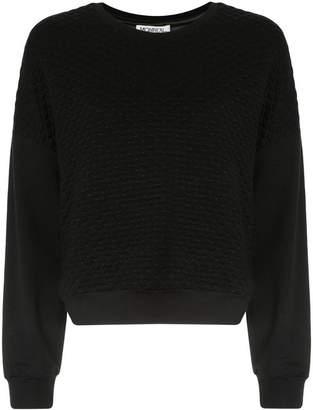 Monreal London boxy sweatshirt