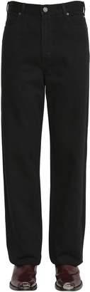 Calvin Klein 20cm Japanese Cotton Denim Jeans