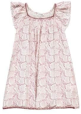 Sunchild Aral Cottin Printed Dress