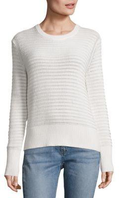 rag & bone/JEAN Elsie Crewneck Sweater $225 thestylecure.com