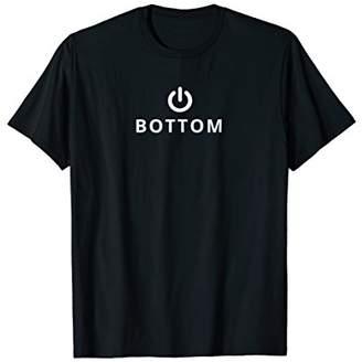 Mens Power Bottom Shirt - Gay Interest