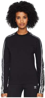 Yohji Yamamoto 3 Stripes Long Sleeve Tee Women's T Shirt