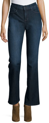 NYDJ Billie Mini Boot-Cut Jeans, Burbank Wash $150 thestylecure.com