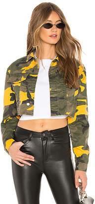 by the way. Betty Camo Jacket