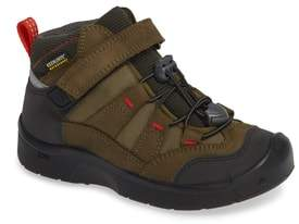 Keen Hikeport Strap Waterproof Mid Boot