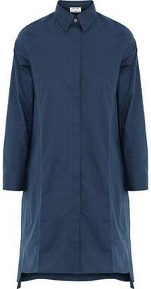 Acne Studios Rosamund Cotton-Piqué Shirt Dress