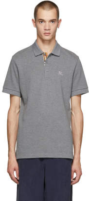 Burberry Grey Hartford Polo