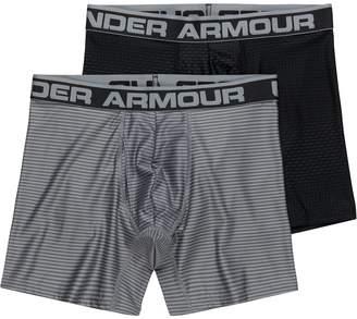 Under Armour Original Series 6in Print Boxerjock - 2-Pack - Men's