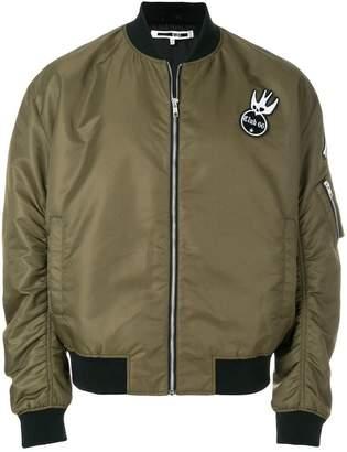 McQ Club 66 bomber jacket