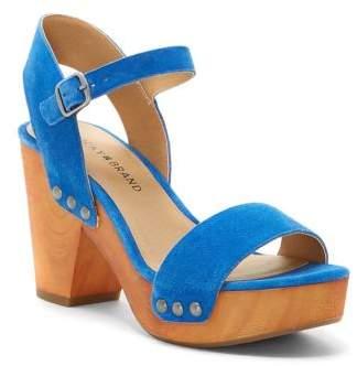 e5814b60f7d Lucky Brand Heeled Sandals For Women - ShopStyle Canada