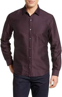 Robert Graham Gemini Foulard Sport Shirt
