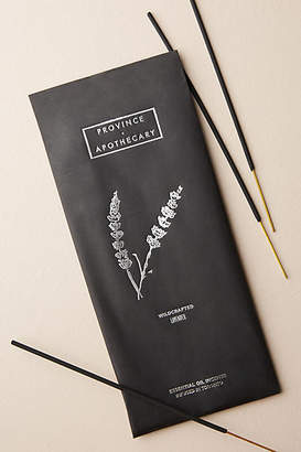 Province Apothecary Essential Oil Incense Set
