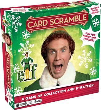 Gama-Go Gamago GAMAGO Elf Card Scramble Board Game