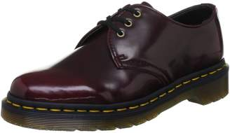 Dr. Martens Women's 1461 Vegan 3 Eye Shoe Boot, Cambridge Brush