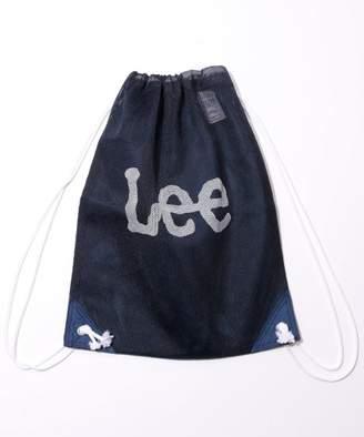 And A (アンド エー) - And A Lee / リー LOGO KNAPSACK / ロゴ ナップサック バッグ / LA0294